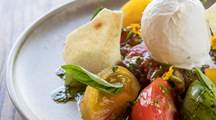 cuisine-salad-dish-lunch-dinner-restaurant-hotel-luberon-capelongue-beaumier-bonnieux